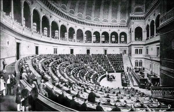 Calendario dei lavori camera e senato for Camera e senato